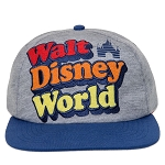 Disney Baseball Cap - Walt Disney World Retro Logo