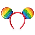 Disney Minnie Ear Headband - Rainbow Disney Collection