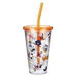 Disney Tumbler w/ Lid - Mickey Mouse & Friends - Medium
