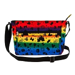 Disney Bag - Disney Parks Rainbow - Crossbody