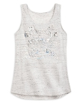 Disney Woman's Shirt - Mickey & Minnie Mouse Tank Top