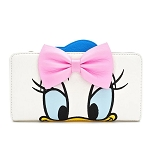 Disney Loungefly Double Sided Wallet - Donald & Daisy Duck
