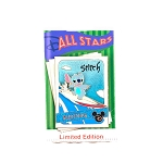 Disney Pin - Trading Card All Stars - 01 Surfing Stitch