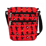 Disney Loungefly Passport Bag - Mickey Mouse Parts