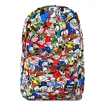 Disney Loungefly Bag - Ducktales - Nylon Backpack