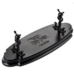 Universal Studios Single Wand Stand - Dark Mark - Harry Potter
