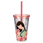 Disney Medium Tumbler w/ Lid - Mulan