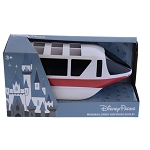 Disney Pez Display Stand - Red Monorail - 8 Candy Dispenser Holder