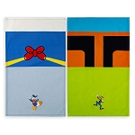 Disney Kitchen Towel Set - Character Costumes - Donald and Goofy