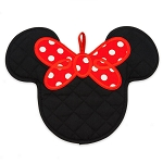Disney Pot Holder - Mousewares - Minnie Mouse Icon