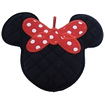 Disney Pot Holder - Mouse Wares - Minnie Mouse Icon