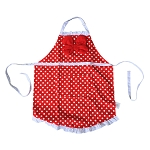 Disney Kitchen Apron - Mouse Wares - Minnie Dress