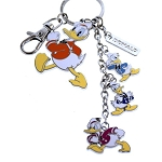 Disney Keychain - Character Charms - Donald Duck
