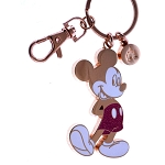 Disney Keychain - Rose Gold - Mickey Mouse