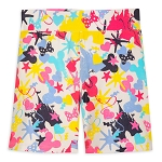 Disney Girls Bike Shorts - Mickey & Minnie Mouse