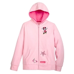 Disney Girls Hoodie - Minnie Mouse - Walt Disney World
