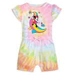 Disney Romper for Baby - Minnie Mouse Tie-Dye