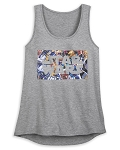 Disney Her Universe Woman's Shirt - Star Wars The Skywalker Saga - Tank