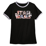 Disney Her Universe Woman's Shirt - Star Wars The Skywalker Saga
