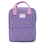 Disney Loungefly Mini Backpack Bag - Daisy Duck - Canvas