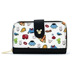 Disney Loungefly Wallet - Sensational 6 - Mickey & Friends Character Clothing Icons