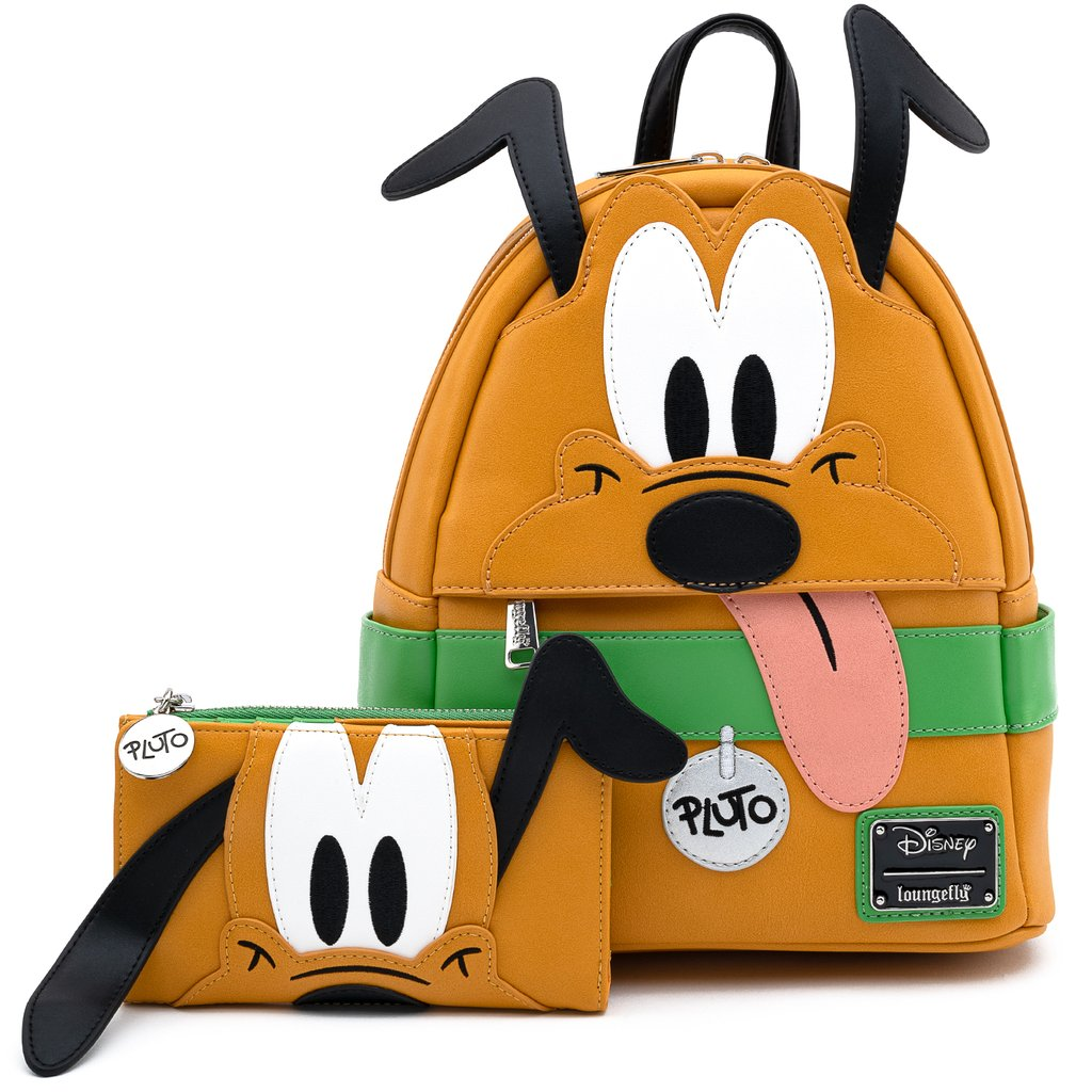 Loungefly x Disney Pluto Cosplay Mini Backpack