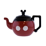 Disney Teapot - Mouse Wares - Mickey Mouse