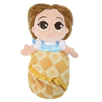 Disney Babies Plush - Baby Belle With Blanket Pouch