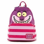 Disney Loungefly Bag - Cheshire Cat - Alice in Wonderland - Mini Backpack