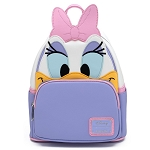 Disney Loungefly Mini Backpack Bag - Daisy Duck Cosplay