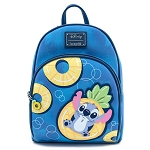 Disney Loungefly Mini Backpack Bag - Lilo & Stitch Pineapple