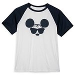 Disney Mens Shirt - Mickey Mouse - Rash Guard