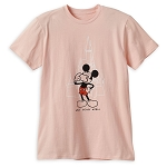 Disney Mens Shirt - Mickey Mouse Selfie - Walt Disney World