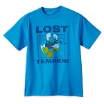 Disney Adult Shirt - Donald Duck - Lost Temper