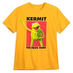 Disney Mens Shirt - Kermit the Frog