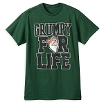 Disney Adult Shirt - Grumpy For Life