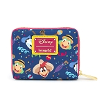 Disney Loungefly Zip Around Wallet - The Three Caballeros