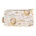 Disney Loungefly Nylon Pouch - Marauders Map - Harry Potter - Coin Bag