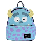 Disney Parks Loungefly Mini Backpack - Monsters Inc - Sulley