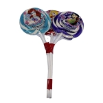 Disney Candy Co. - Princesses Aurora, Pochahontas, and Ariel 3 Pack Lollipops