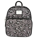 Disney Loungefly Bag - Mickey Mouse Plane Crazy - Convertible Mini Backpack