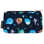 Disney Loungefly Nylon Pouch - Inside Out Emotions - Coin Bag