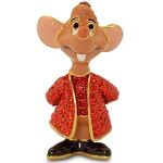 Disney Arribas Jeweled Figurine - Jaq - Cinderella