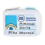 Disney Loungefly Accordian Cardholder - Mike & Sulley - Monsters Inc