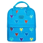 Disney Parks Loungefly Mini Backpack Bag - Mickey Mouse Balloons - Canvas