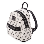 Disney Parks Loungefly Bag - Mickey Mouse Faces - Mini Backpack