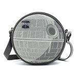 Disney Pin Bag by Loungefly - Star Wars Death Star with Tie Fighter Pin