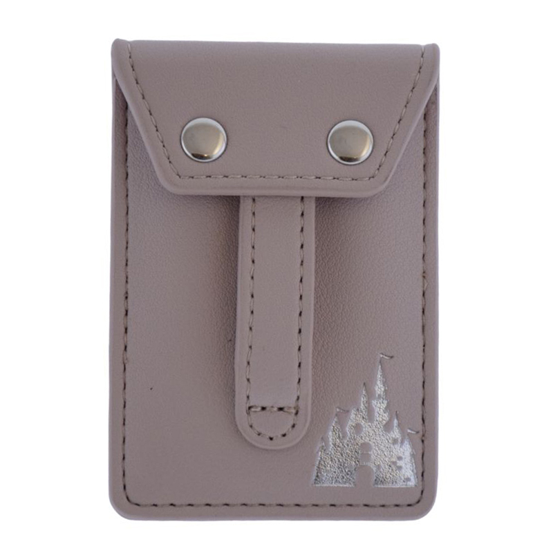 Disney Phone Accessory - Phone Flipper Card Holder - Cinderella Castle