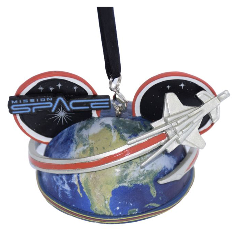 Disney Ear Hat Ornament - Mission SPACE