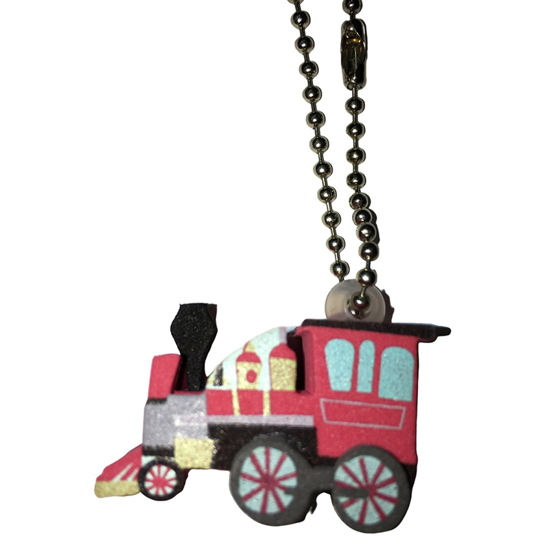 Disney Keychain - Foam Series - Train